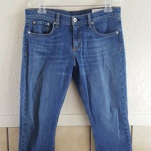 "Rag & Bone ""Dre"" medium wash jeans Size 28 EUC"